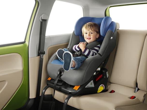 Крепление для детского сиденья isofix