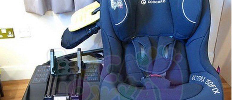 Concord Ultimax Isofix